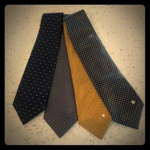 Designer Tie Bundle